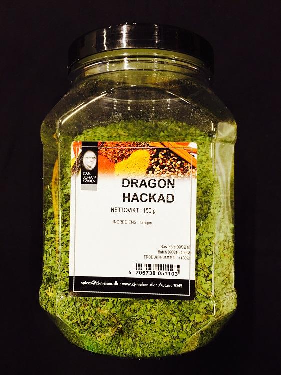 Krydda Dragon Burk 150G Nielsen