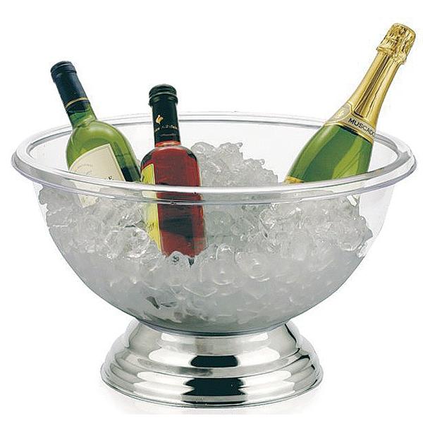 Företagsjulklappar - Vin & Champagnekylare Transparant 36049