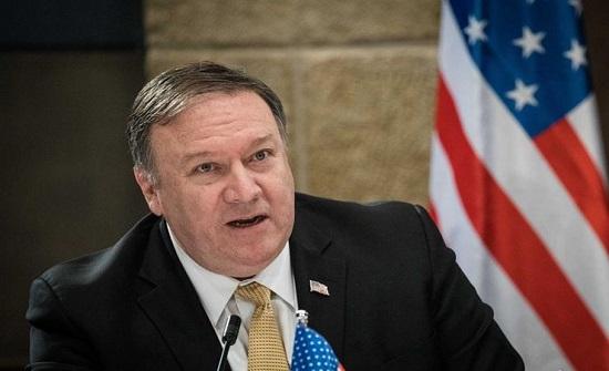 بومبيو : امريكا ستعاقب كل مسؤول ايراني ارتكب جرائم ضد الشعب