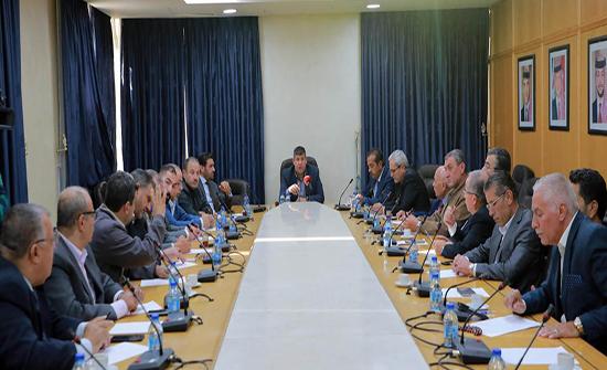 فلسطين النيابية تلتقي ائتلاف الجمعيات المقدسية