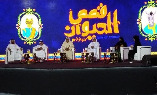 إطلاق سلسلة ذخائر التراث العربي ضمن فعاليات ملتقى الشارقة الدولي للراوي