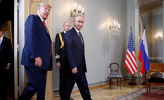 بوتين يقترح على أميركا تبادل وعود بعدم التدخل بالانتخابات
