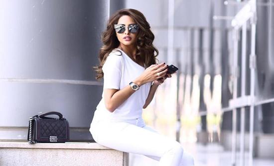 بالفيديو - فوز الفهد تصدم الجميع بتغير شكلها بالكامل... لن تعرفوها