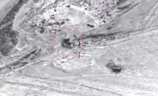 التحالف: تدمير منظومة دفاع جوي معادية تتبع للحوثي بصنعاء