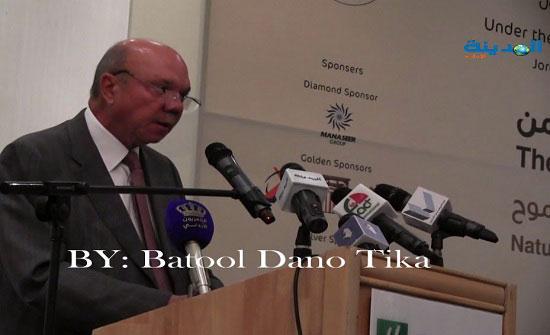 الفايز: اللحمة الوطنية خلف القيادة الهاشمية أساس مواجهة التحديات