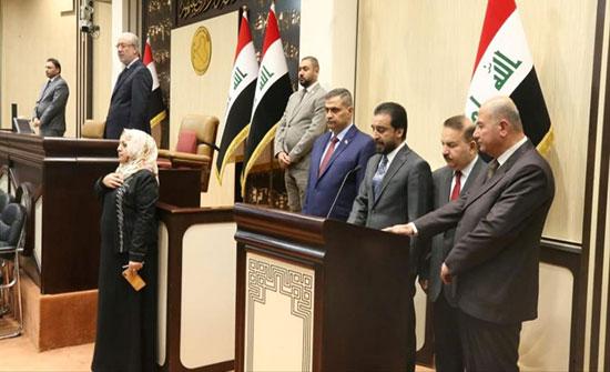 تعرف على الوزراء الجدد في الحكومة العراقية