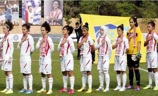 منتخب السيدات يلتقي مجددا نظيره التونسي غدا