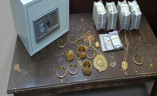 القبض على حدث سرق 35 الف دينار من قاصة باربد