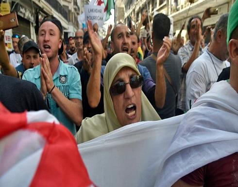 الجزائريون يتظاهرون مجدّداً في الجمعة الـ 34
