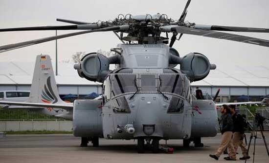أمريكا توافق على صفقة هليكوبتر لإسرائيل بقيمة 3.4 مليار دولار