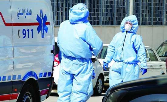 تسجيل 7940 اصابة بفيروس كورونا