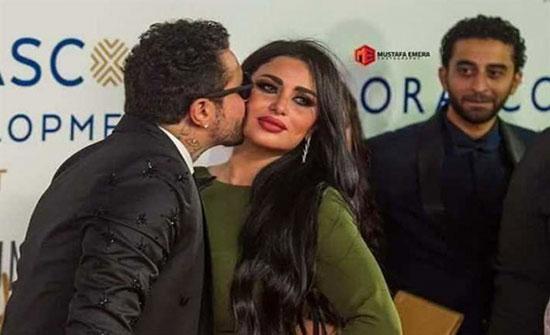 """ندى الكامل في رسالة الى زوجها احمد الفيشاوي: """"رفعت راسنا""""!"""