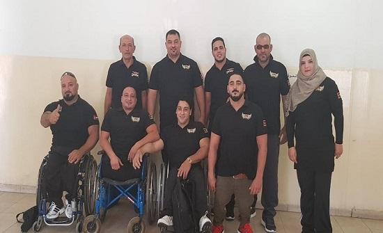 منتخب الأثقال البارالمبي يشارك ببطولة فزاع الدولية في دبي