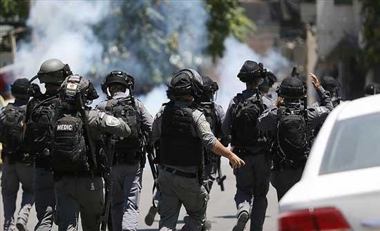 الجيش الإسرائيلي يصيب 68 فلسطينيا بمواجهات شمالي الضفة