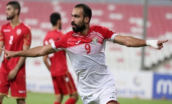 منتخب القدم يفوز على نظيره البحريني ببطولة ودية
