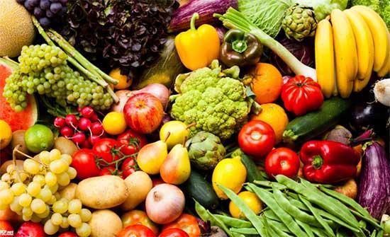 12.4% نسبة الارتفاع في أسعار المنتجين الزراعيين خلال شهر اذار