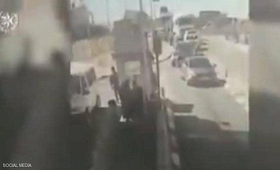 إسرائيل تنشر فيديو مقتل قريب عريقات