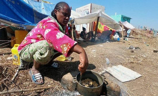 الأمم المتحدة: العنف في إثيوبيا سيشرد 200 ألف لاجئ