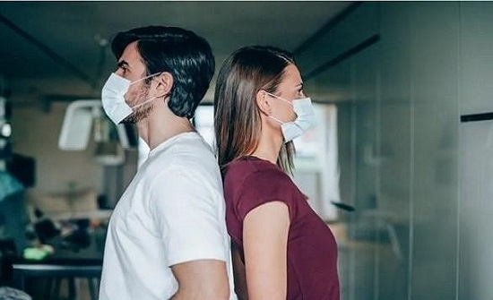 أكثر الخلافات الشائعة بين الأزواج أثناء العزل الصحي