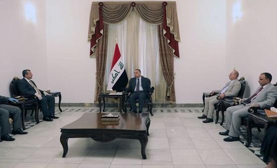 وسائل إعلام عراقية تتداول قائمة بأسماء وزراء حكومة الكاظمي