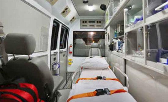 وفاة طفلين وإصابة والد احدهما اثر تدهور مركبة في الرمثا