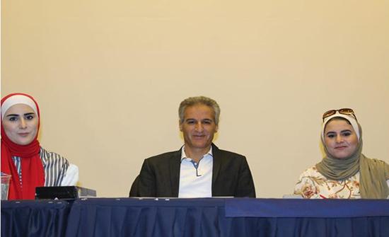 عقد امتحان البورد العربي في اختصاص الجلدية والتناسلية