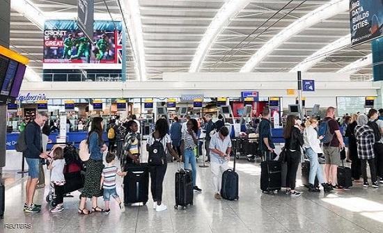 """""""خطة الطائرات المسيرة"""" تقلق لندن.. ومطار هيثرو يرد ويتوعد"""