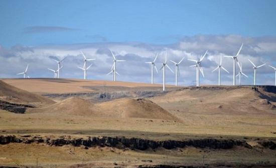 الكهرباء الوطنية تنجز مشروع محطة تحويل رياح (ماس) 132 كيلو فولت