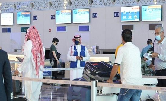 انتهاء تعليق الرحلات الجوية الدولية والدخول إلى السعودية