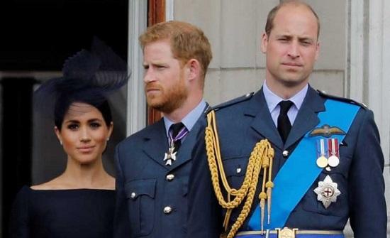 الأمير وليام قلق على شقيقه هاري بعد مقابلة تلفزيونية