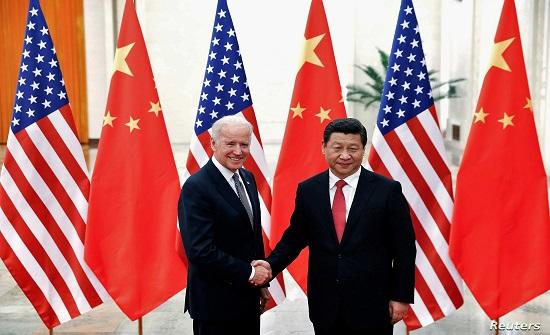 بايدن يتفق مع الرئيس الصيني على الالتزام باتفاقية تايوان