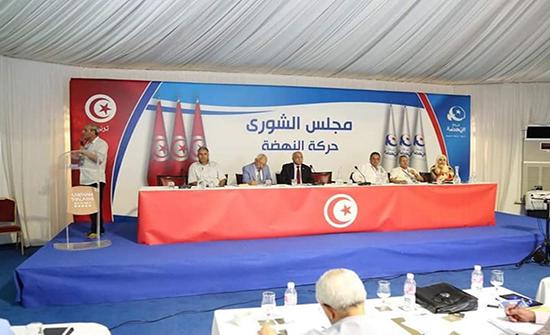 النهضة تعرض مشروع عمل حكومتها المرتقبة على الأحزاب