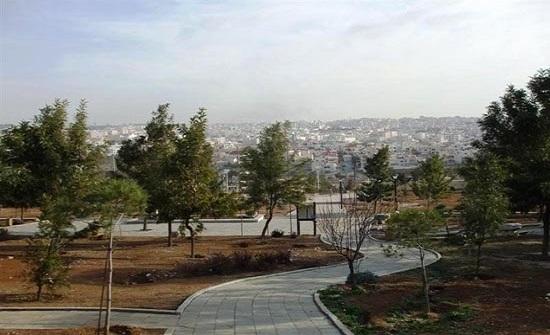 اوقات الدوام الشتوي لحدائق الحسين