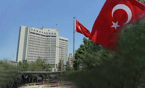 تركيا تستنكر تأييد مجلس النواب الأمريكي قرارا يفرض عقوبات عليها