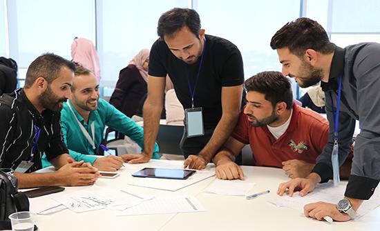 عبيدات : اكاديمية الملكة رانيا تقدم خدمة متميزة للنظام التعليمي والارتقاء بنوعيته