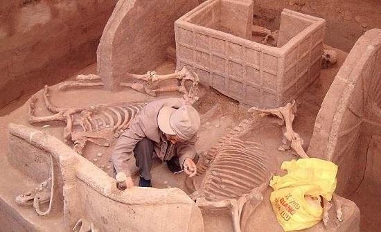 الصين: اكتشاف أكثر من 500 قطعة أثرية