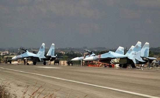هجوم على قاعدة حميميم بسوريا.. ودفاعات روسيا تتصدى