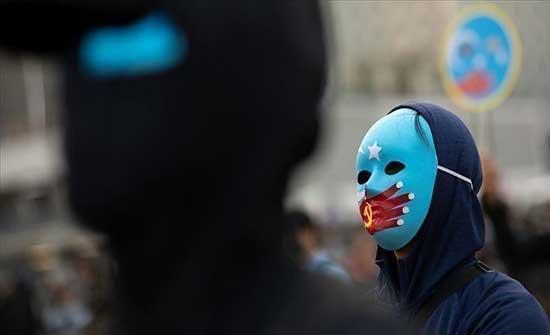 ستوكهولم ولندن.. وقفات احتجاجية تندد بانتهاكات الصين ضد الأويغور
