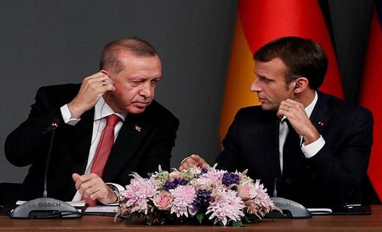 أردوغان: فرنسا تحترق لأن الظلم لن يدوم!