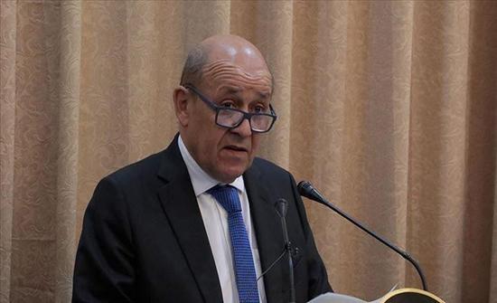 لودريان: لبنان على شفير الهاوية لكن هناك إمكانية للنهوض