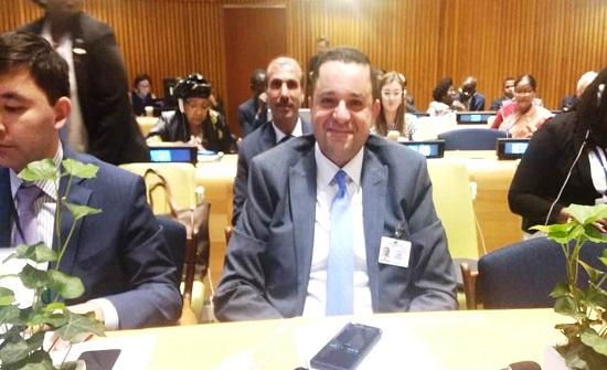 وزير التخطيط والتعاون الدولي يشارك في الاجتماع السنوي للجمعية العامة للأمم المتحدة في دورتها الرابعة والسبعين