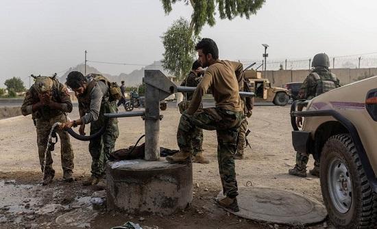 واشنطن تؤكد مواصلة ضرباتها الجوية في أفغانستان إذا استمر هجوم طالبان