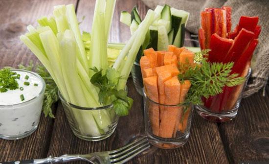 لخسارة الوزن بسرعة وحرق الدهون بفعالية... الرجيم النباتي هو خياركم الامثل!