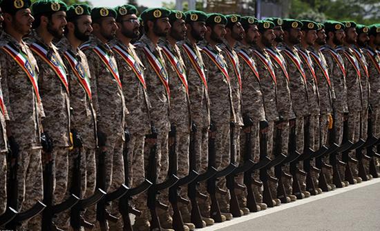 مقتل ثلاثة عناصر من الحرس الثوري بهجوم جنوب شرق إيران
