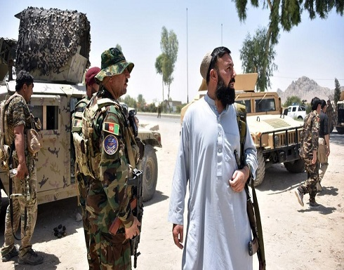 طالبان: سيطرنا على 90% من الحدود الأفغانية