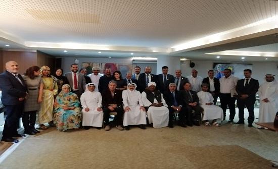 الأردن عضو في الاتحاد العربي للعمل التطوعي