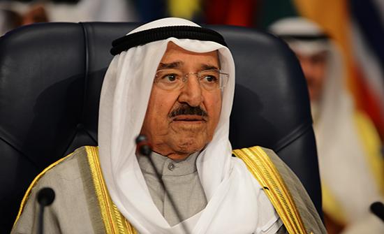الديوان الأميري يعلن وفاة الشيخ صباح الأحمد الجابر الصباح أمير دولة الكويت