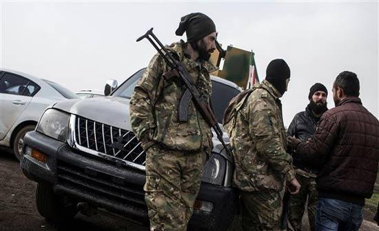 ألمانيا والنمسا تعربان عن قلقهما بشأن الهجمات التركية في سوريا