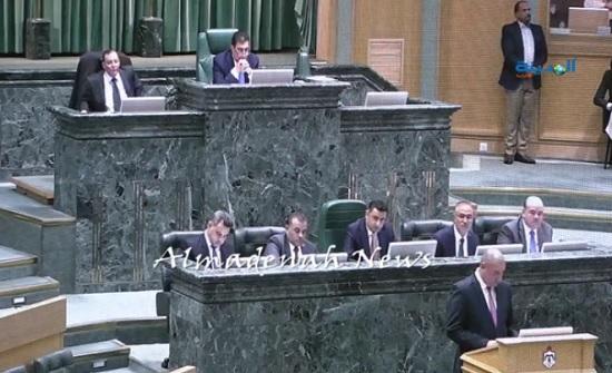 بالفيديو :  شاهدوا تصويت النواب على احالة الوزير هلسه للقضاء