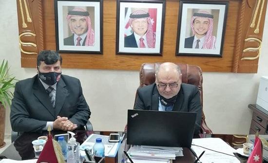 انطلاق فعاليات المؤتمر 19 للمكتبيين الأردنيين افتراضيا
